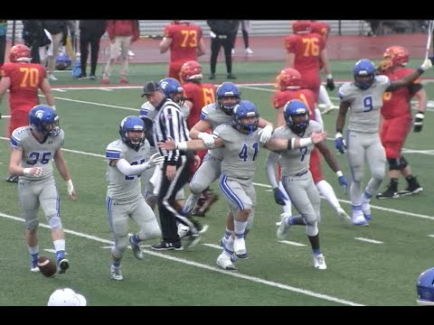 Highlights / University of Dubuque at Simpson College - November 3rd  2018