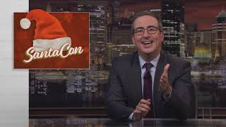 SantaCon: Last Week Tonight with John Oliver (Web Exclusive)