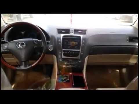 עדכון מעודכן לוח רכב קארספלייס-אייל סוכנויות & ר.צ ליסינג -לקסוס GS300 SK-12