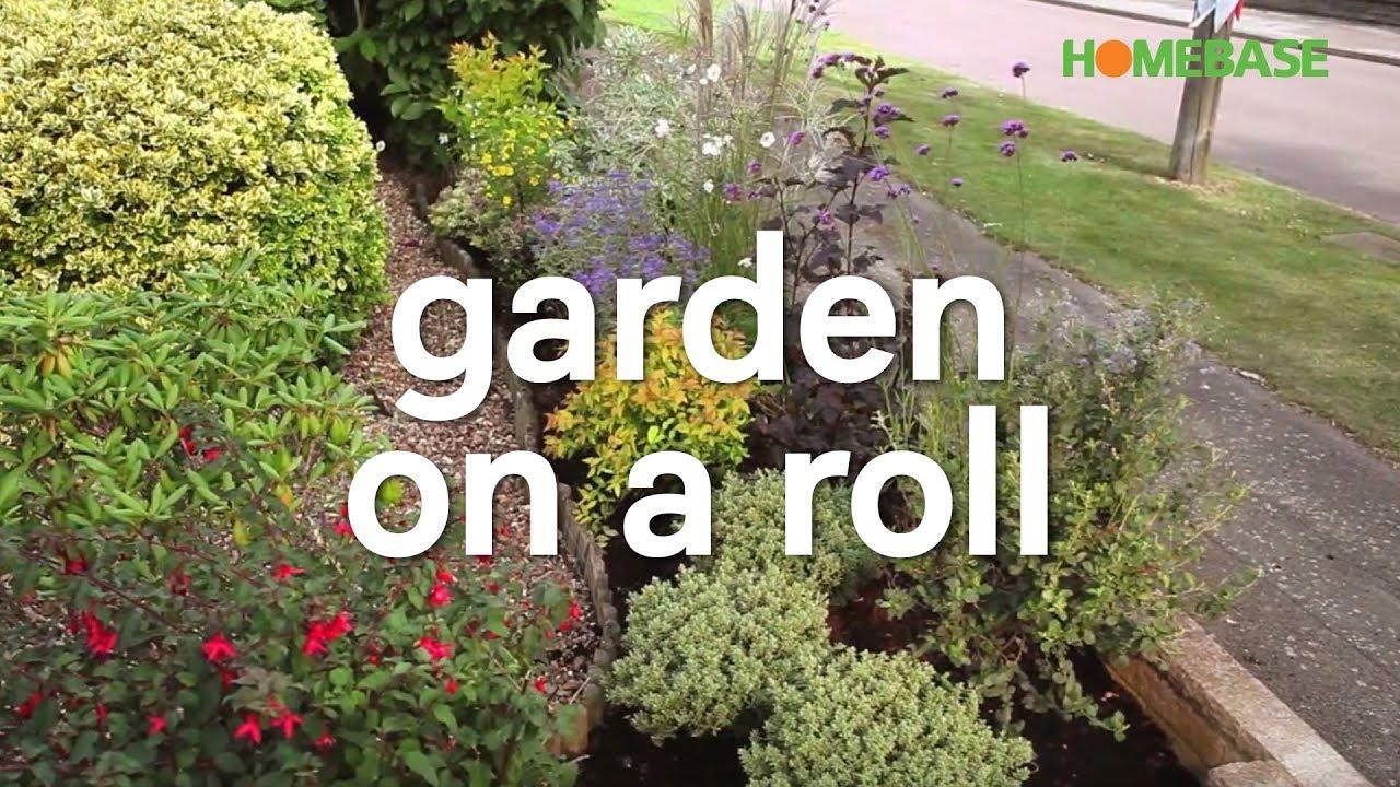 Garden on a roll  Garden Goals  Homebase