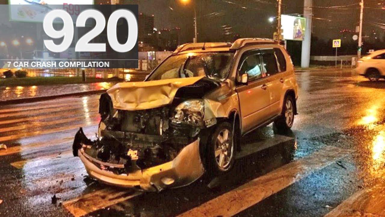 Car Crash Compilation 920 – September 2017