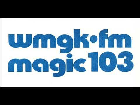 Magic WMGK jingle plus extended instrumental - Jam Productions
