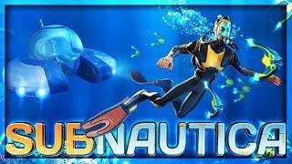UNDERWATER SURVIVAL? | Subnautica #1