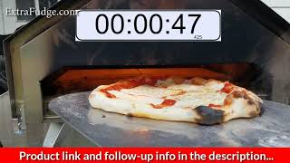 Review and Demo of the UUNI Pizza Oven Gas Attachment (PRO)