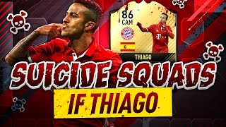 FIFA 17 - THE MIDFIELD NEYMAR??? IF THIAGO SUICIDE SQUADS!!!