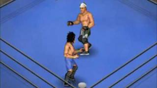 Fire Pro Returns: Jack Evans Vs. PAC (video game)