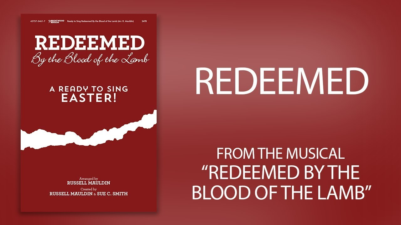 Download PDF Redeemed by Blood