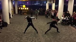 (ASP3C SHOWCASE) SPECIAL GUESTS In TST (HK) KPOP RANDOM DANCE PARTY 2018/02/11
