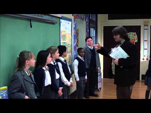 School Of Rock - Assigning Roles