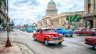 Touring Havana Capitol Building And Shops (capitolio, Cuba)
