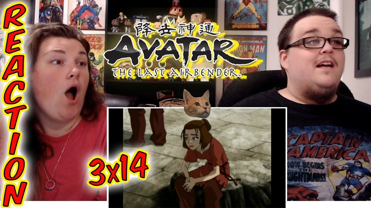 Avatar: The Last Airbender 3x14 REACTION!!