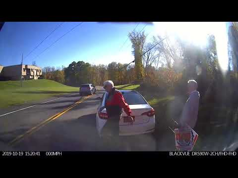 Terry O'Donnell Kiss 102.3 - WATCH: Dude Caught Stealing Campaign Signs In Bethlehem