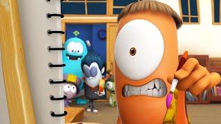 SPOOKIZ | Peinture va mal | Dessins animés pour les enfants | WildBrain