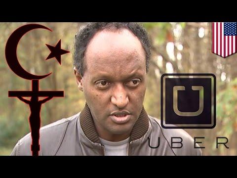 イスラム教徒と勘違いし、UBER運転手を殴り脅迫 アメリカ