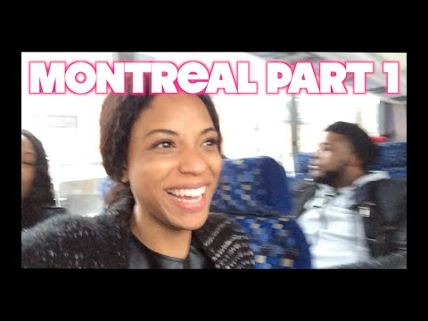 VLOG #90 MONTREAL PART 1