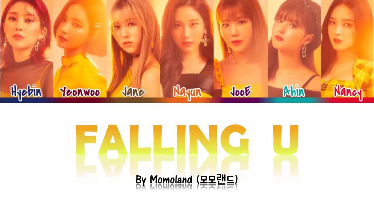 MOMOLAND – Falling U