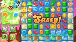 Candy Crush Saga Jelly Level 607