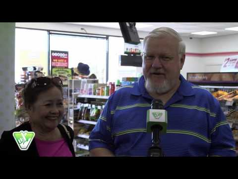 Woodbridge man returns from vacation to $1 million Powerball prize