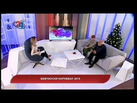 Македонија денес - Вевчански карневал 2018