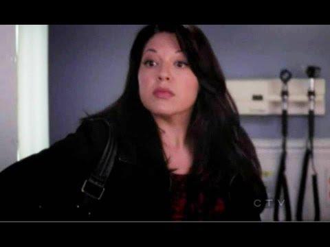 Callie Torres & Richard Webber Scene 4 S09E14