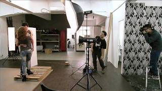 Fashion Photographer Ken Tam | behind the scene in of couple photography 1 | Hong Kong  studio(http://www.hkphoto.com/?q=yt Ken Tam behind the scene of couple photography in Hong Kong China., 2010-12-26T02:00:24.000Z)