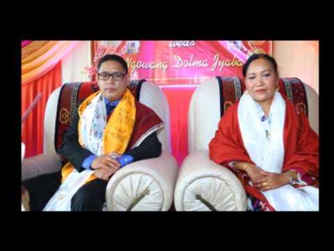 Sangey Hyolmo (Lhoba) Weds Ngawang Dolma Hyolmo (Jyaba)- 21 may 2017- Part-1