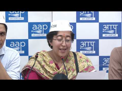 Atishi Files Criminal Complaint Against Gautam Gambhir at Tis Hazari Court