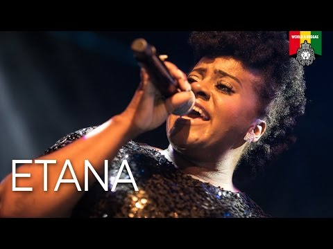 30 minutes of Etana Live in Holland 2017