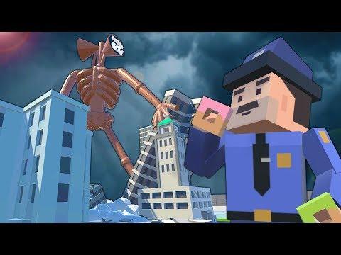 GIANT SIREN HEAD INVASION! - Tiny Town VR Gameplay - Valve Index VR Game