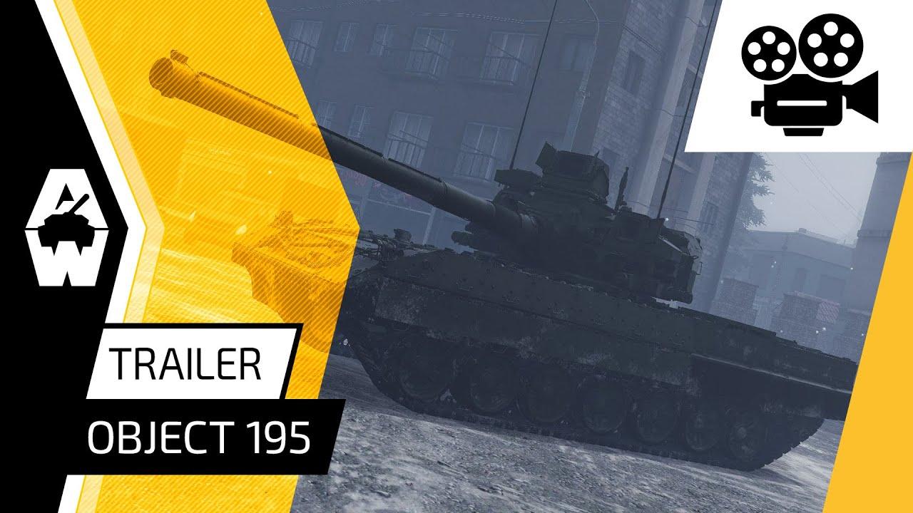 Armored Warfare - Object 195 Trailer