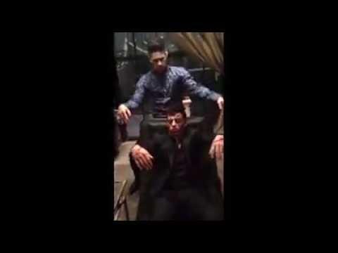 Harry Schum Jr. Maguns e David CastroRaphael DANÇANDO no set de shadowhunters ♡♡♡