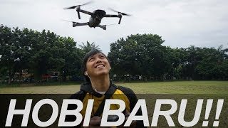 Main Drone Ternyata Seru : Belajar Main Drone DJI Mavic Pro