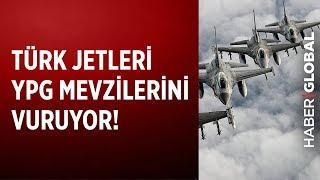 Barış Pınarı Harekatı Başladı! Türk Jetlerinin Vurduğu O An!