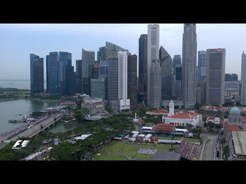 2017 Singapore Grand Prix | FP3 Highlights