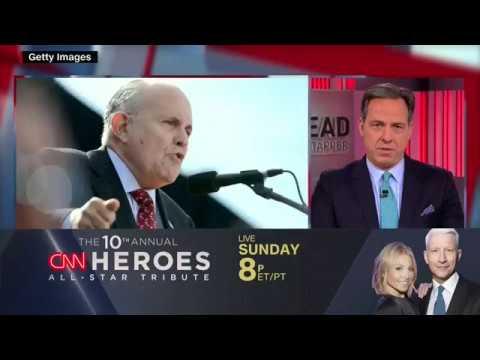 Panel mocks Rudy