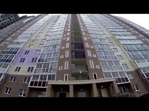 В 16-этажном доме в Челябинске сгорела квартира