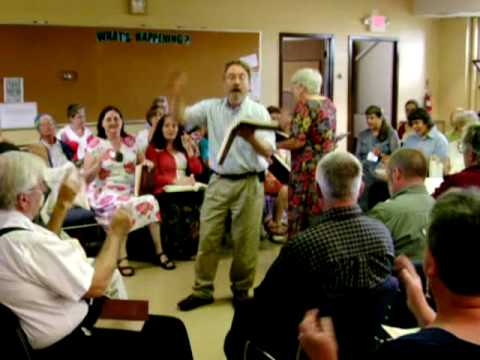 The Most Energetic Ever 'Easter Anthem' (Sacred Harp 236)