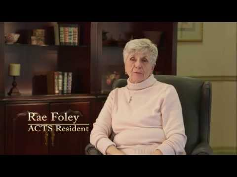 ACTS Resident Rae Foley