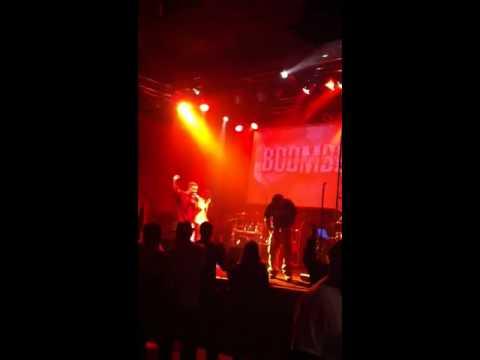 Boombox Poets @ Headliners Music Hall in Louisville Kentucky
