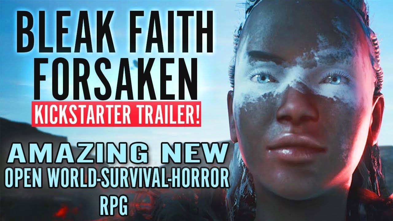 Bleak Faith: Forsaken | Kickstarter Trailer First Look