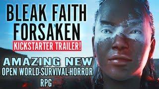 Bleak Faith: Forsaken | Kickstarter Trailer First Look