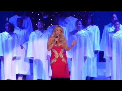 Mariah Carey: Joy to the World (All I Want For Christmas Is You Tour) - Manchester 2017