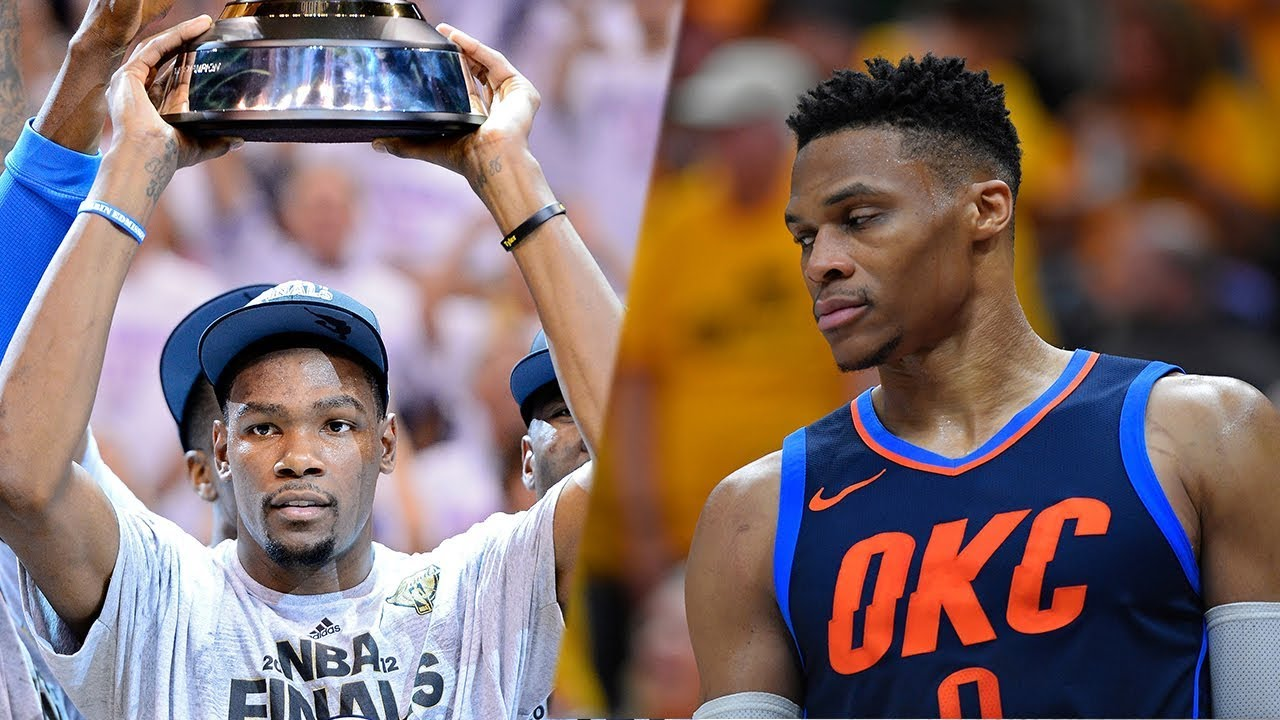 81012c6bd08f Kevin Durant SHADES Russell Westbrook  REVEALS REAL Reason He Joined The  Warriors!