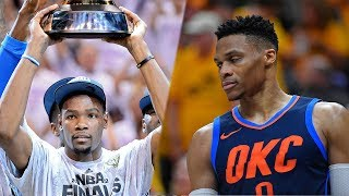 Kevin Durant SHADES Russell Westbrook: REVEALS REAL Reason He Joined The Warriors!