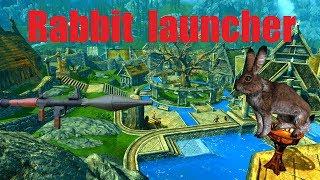 Flying rabbits | Skyrim Mods week # 1