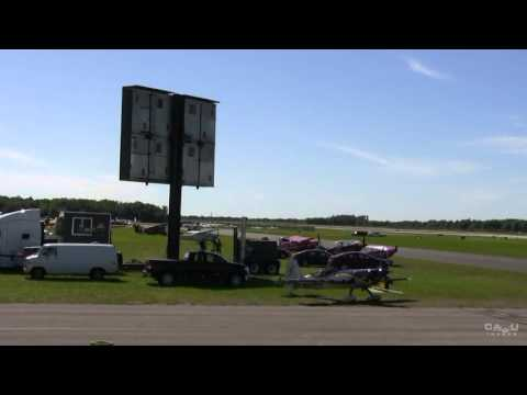 F-22 Raptor Demonstration & Heritage Flight @ 2016 Sun 'n Fun (Saturday)