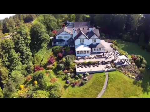 Linthwaite House: Luxury Hotel Lake District
