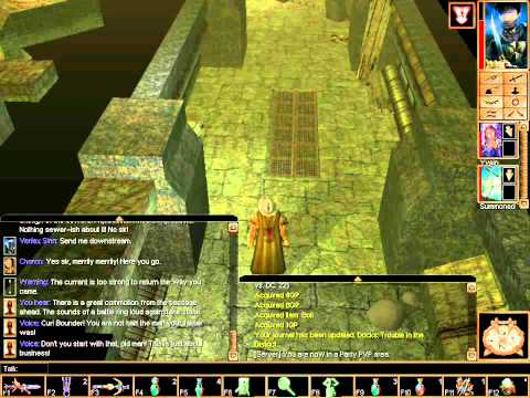 Let's Play Neverwinter Nights Co-op part 41 |