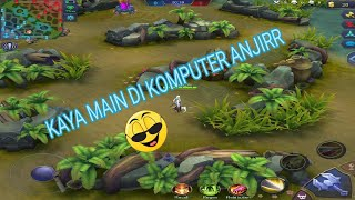 Mobile Legends : Cara Memperluas/Memperbesar Map Di Game Mobile Legends 100% Work