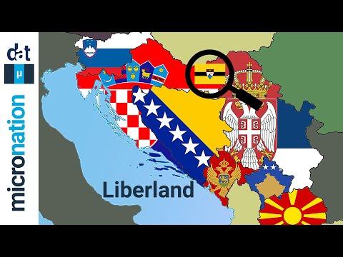 Liberland + Yugoslavia Explained